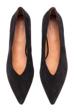 Pointed flats - Black - Ladies | H&M CN 2